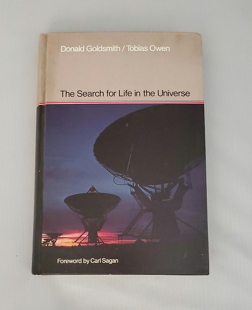 The Search for Life in the Universe by Donald Goldsmith & Tobias Owen