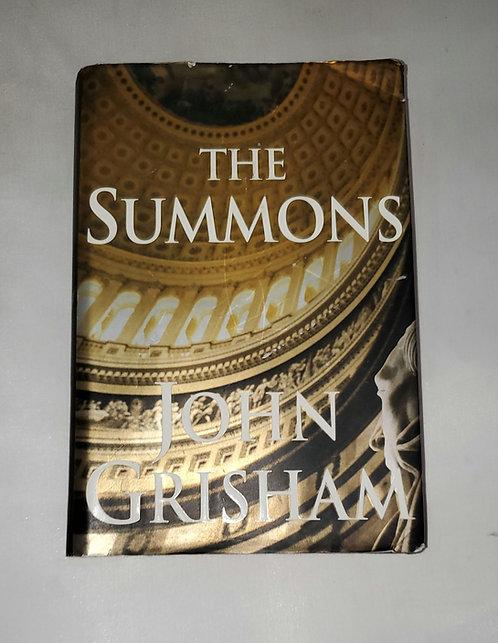 The Summons by John Grisham