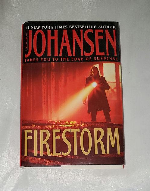 Firestorm by Johansen