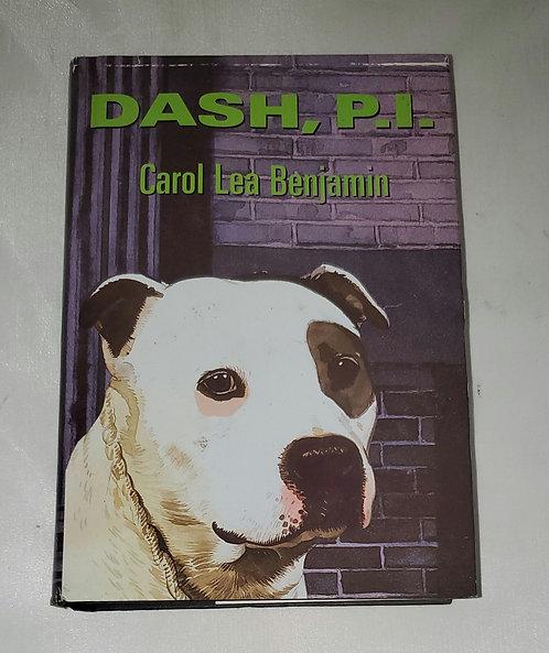 Dash, P.I. by Carol Lea Benjamin
