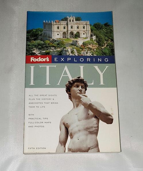 Fodor's Exploring Italy Fifth Edition
