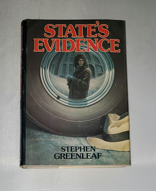 State's Evidence by Stephen Greenleaf