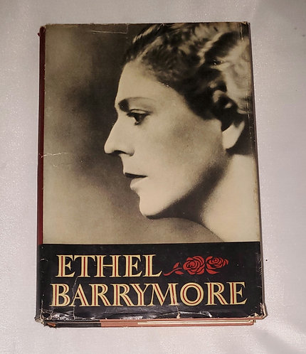 Memories: An Autobiography by Ethel Barrymore