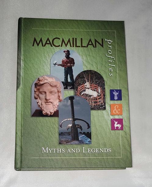 Macmillan Profiles: Myths and Legends