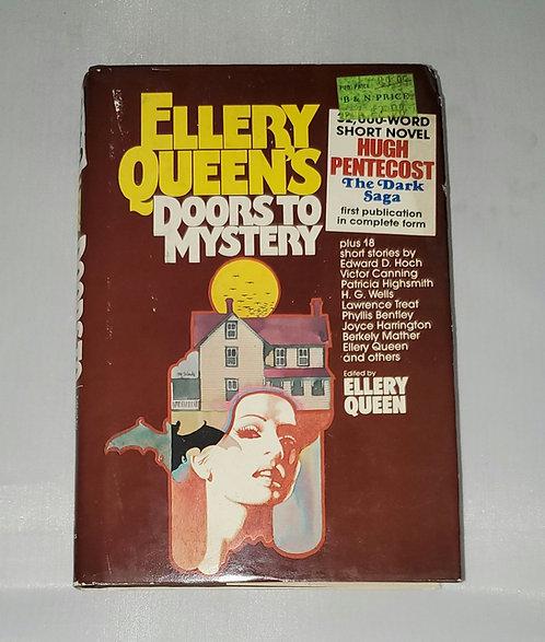 Ellery Queen's Doors to Mystery edited by Ellery Queen
