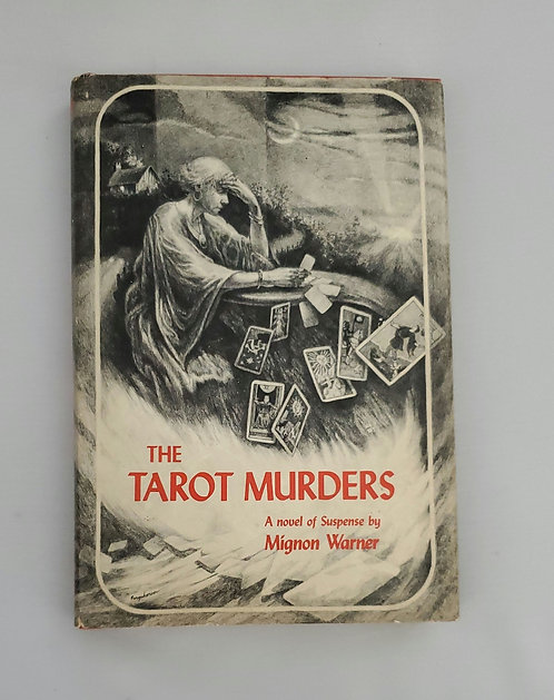 The Tarot Murders by Mignon Warner