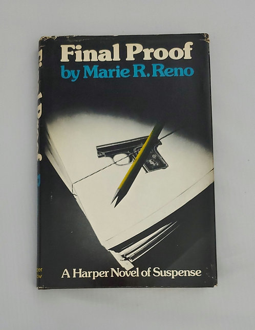 Final Proof by Marie R. Reno