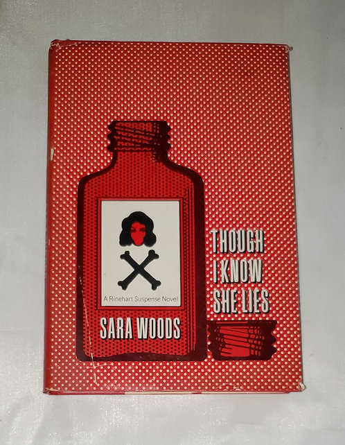 Though I Know She Lies by Sara Woods