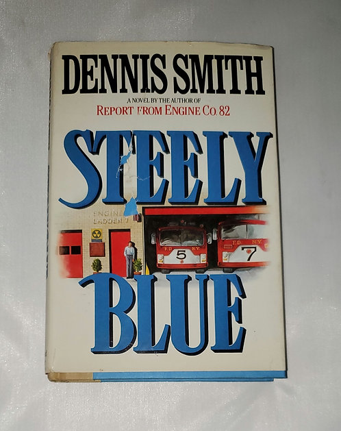 Steely Blue by Dennis Smith