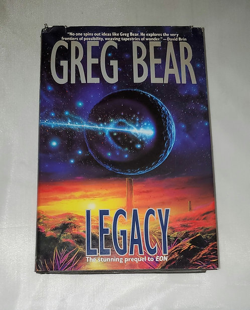 Legacy by Greg Bear