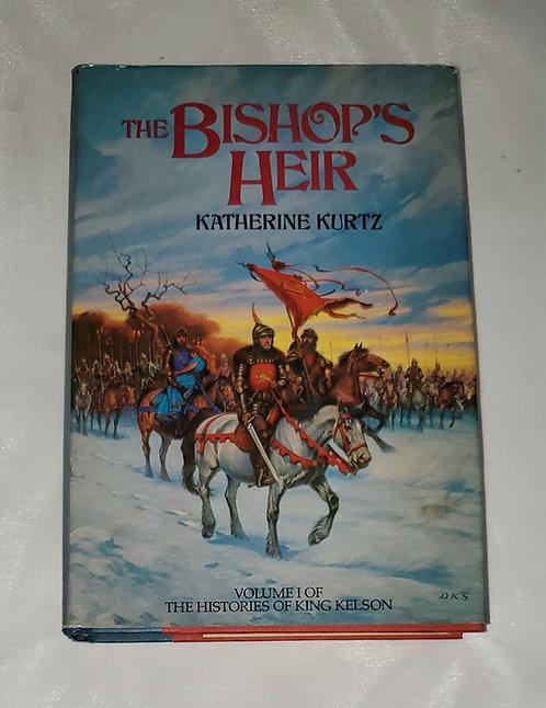 The Bishop's Heir by Katherine Kurtz
