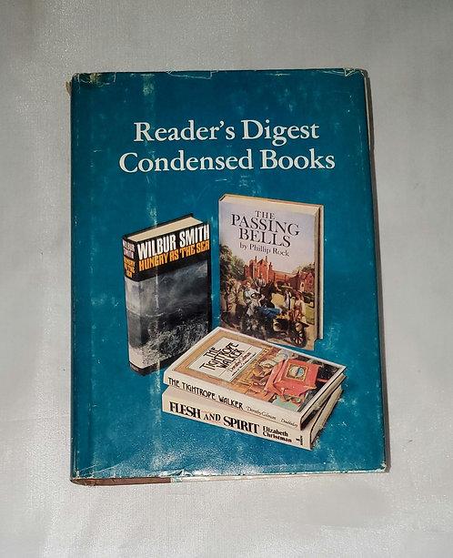 Reader's Digest Condensed Books Volume 5 1979