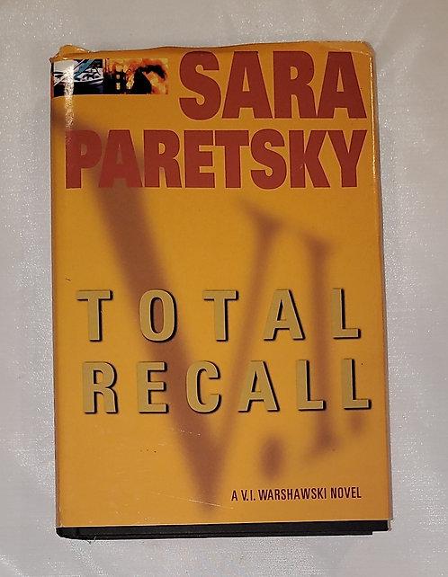 Total Recall by Sarah Paretsky