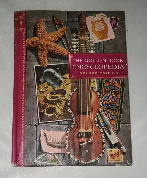 The Golden Book Encyclopedia: Deluxe Edition, Volume 14