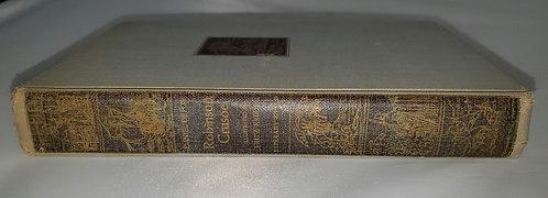 Robinson Crusoe by Daniel Defoe, Illus. Fritz Kredel