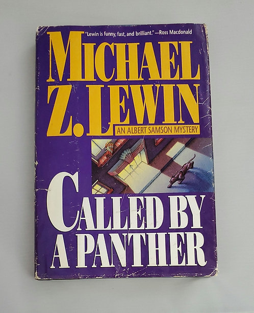 Called by A Panther by Michael Z. Lewin