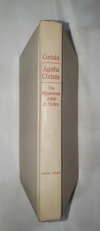 Curtain: The Mysterious Affair at Styles by Agatha Christie