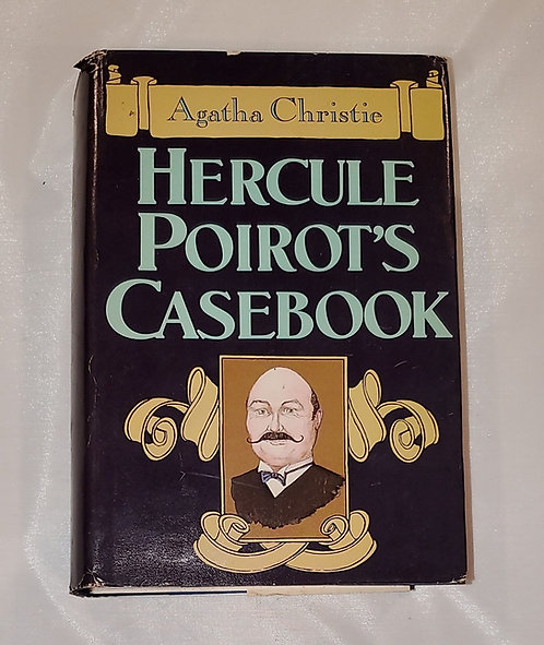 Hercule Poirot's Casebook by Agatha Christie