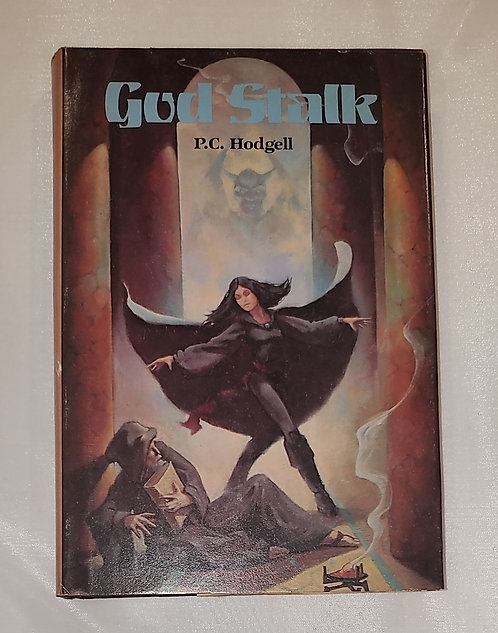 God Stalk by P.C. Hodgell