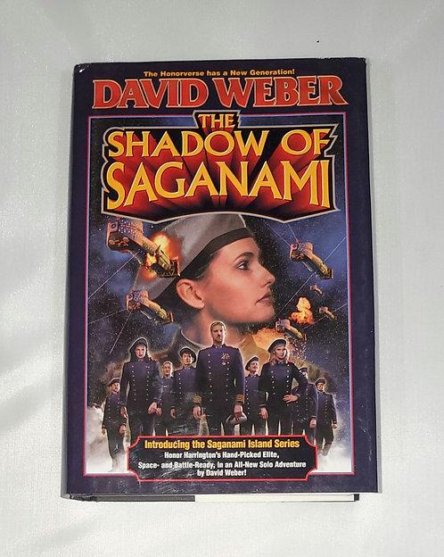 The Shadow of Saganami by David Weber