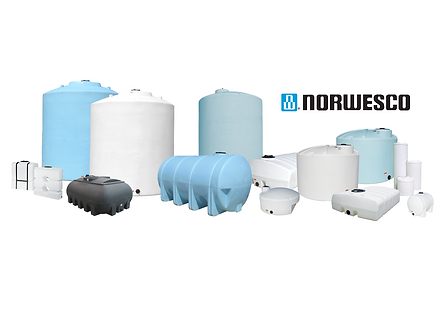 Réservoirs de plastique Norwesco