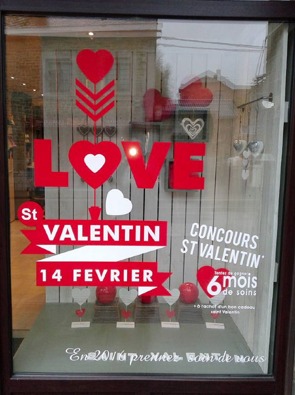 Vinyle St Valentin