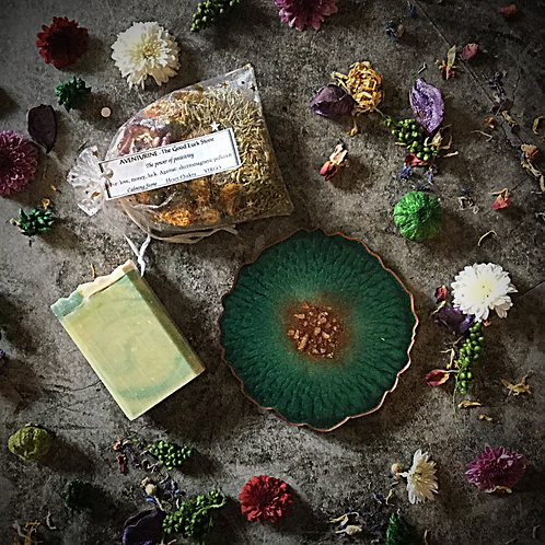 Holiday Gift Set-Green Tea