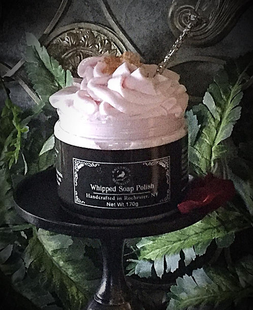 6 Pack Wineberry Whipped Soap Polish