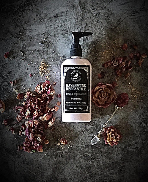 Wineberry Hand & Body Lotion