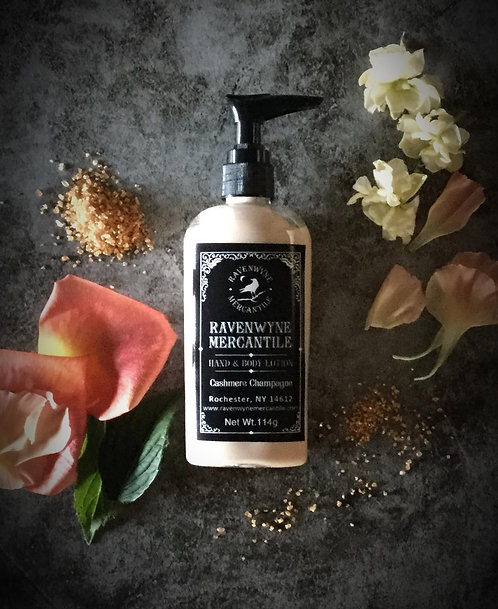 6-pack Cashmere Champagne Hand & Body Lotion