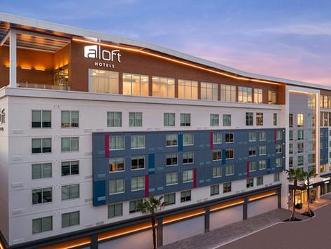 Aloft Tampa Midtown - Staycation