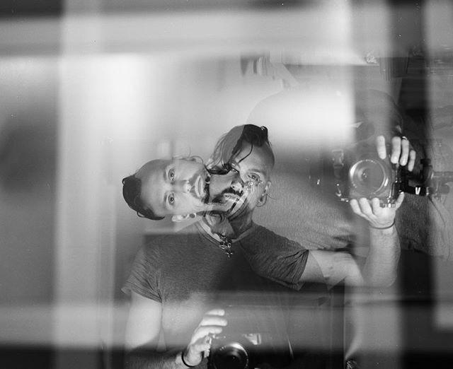 Selfs_#cameracoffeeguy #filmphotography