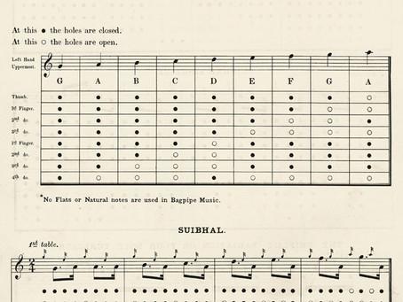 Lezione 3.1: suonare la Cornamusa Scozzese; in che tonalità suona?