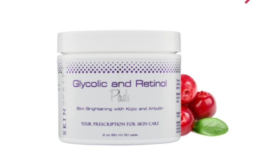 Glycolic and Retinal Pads