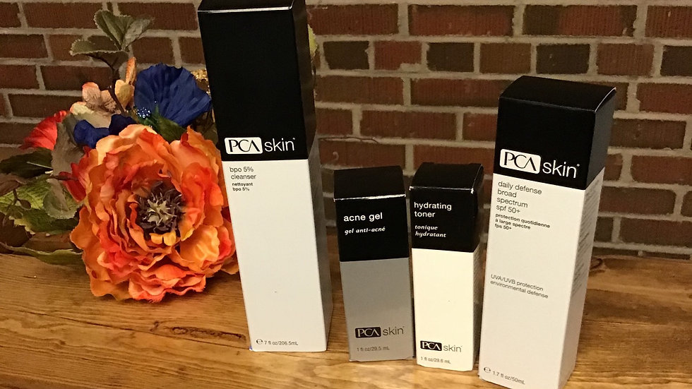 Acne kit (All skin types)