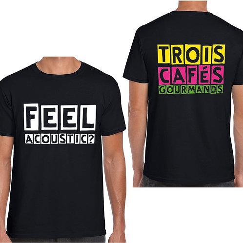 T-Shirt 3CG Adultes Classic