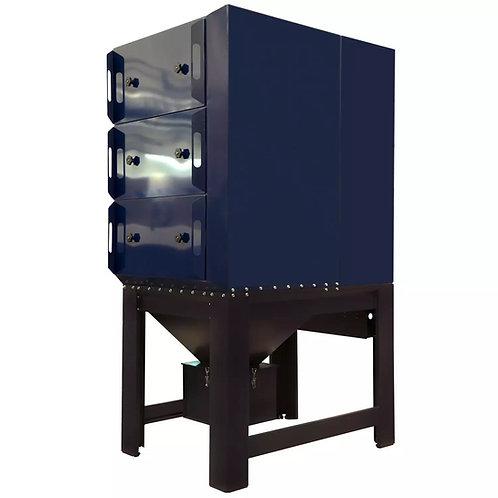 Fumex CFE - Filtr przeciwpyłowy do dużych przepływów powietrza CFE