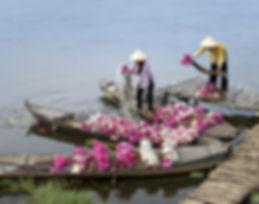 Mekong river cruise, Vietnam vacation, Cambodia vacation, Asian river cruise, visit Asian temples, destination cruise