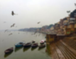 India cruise on the Ganges, Ganges river, river cruise, Indian vacation, travel to India, spiritual vacation