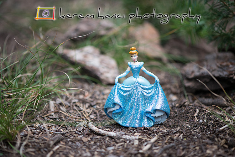 Cinderella at Lassen Volcanic National Park
