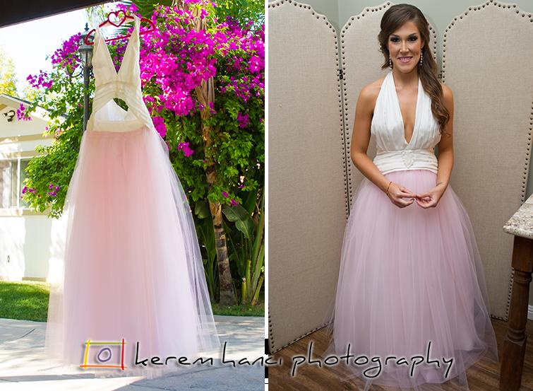 Rebecca's Wedding Dress in Moorpark, CA