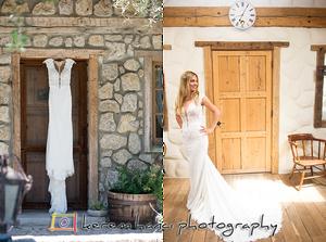 Irem's Wedding Dress in Solvang, CA