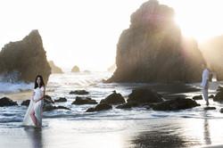 El Matador Beach Maternity