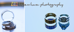 The Wedding Rings at The Hills Hotel in Laguna Hills, CA