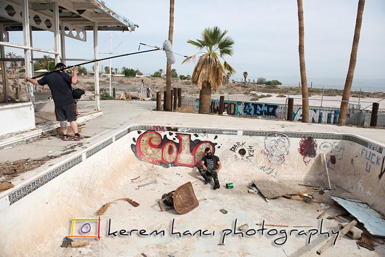 Salton Sea, Desert Shores, King Amir