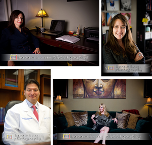 Business Portraits and Corporate Headshots in Los Angeles