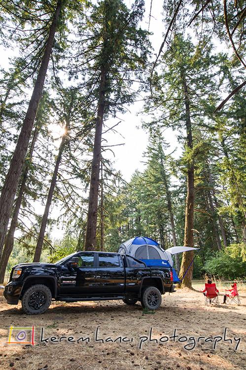 GMC Sierra Camper Truck in Elfenwood, Veneta OR