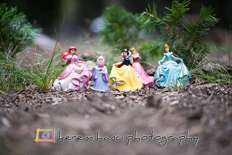 Princesses at Lassen Volcanic National Park