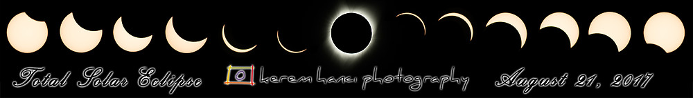 Full SOlar Eclipse 2017 by Kerem Hanci Photography