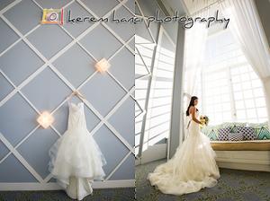 Jenny's Wedding Dress in Redondo Beach, CA